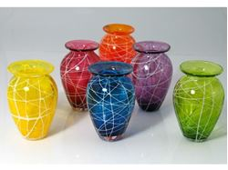 Birds Nest Mini Glass Vase